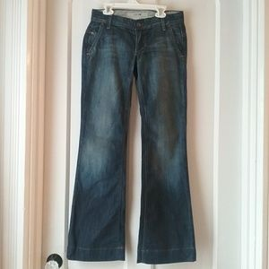 Joe's | Medium Blue Flare Jeans